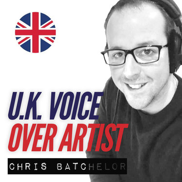 cccccc-Record a British Male Voice Over