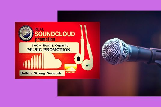 I will do organic Sound cloud music promotion