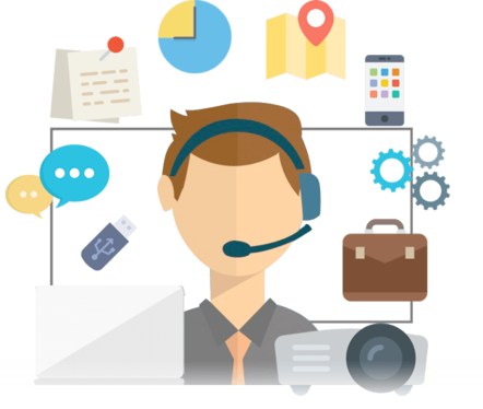 be your professional  virtual assistant