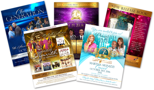I will design Flyer, Poster or Leaflet