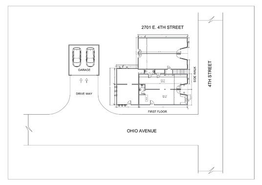 I will Create professional Floor plan, Elevation, section  for your  Architectural project