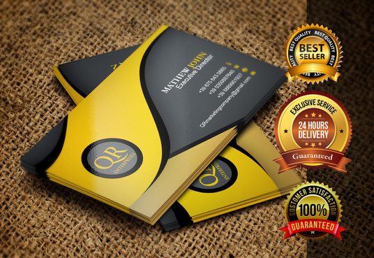 I will Design Outstanding Business Card, Print Ready