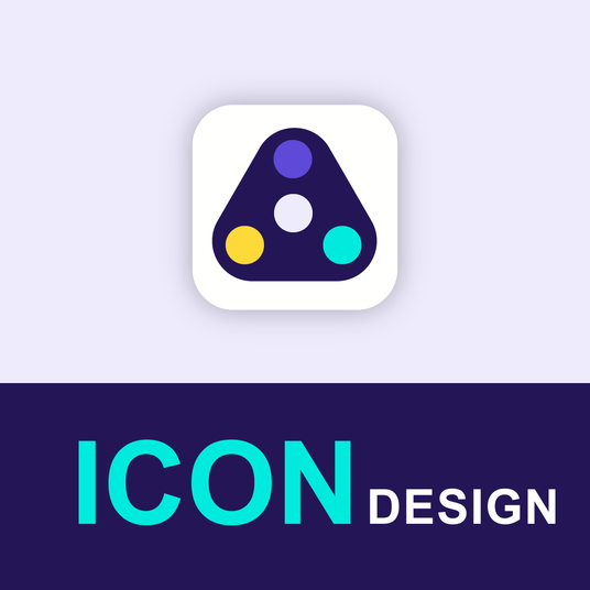 I will icon design