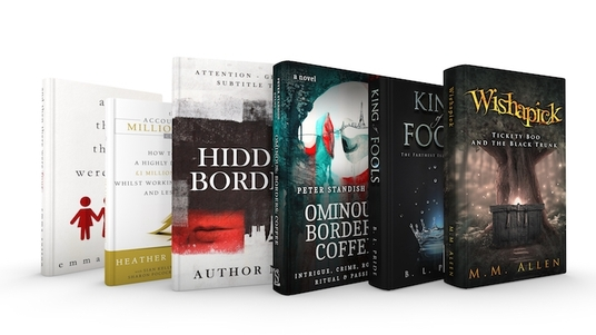 create your book cover design , amazon book, kindle ebook cover