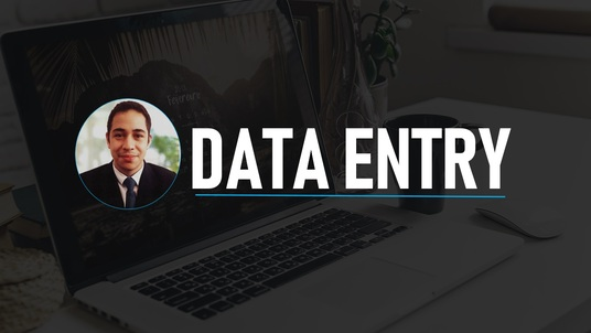 do 1 hour of professional data entry work