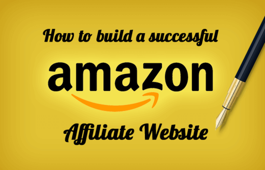 I will build a WordPress amazon affiliate website