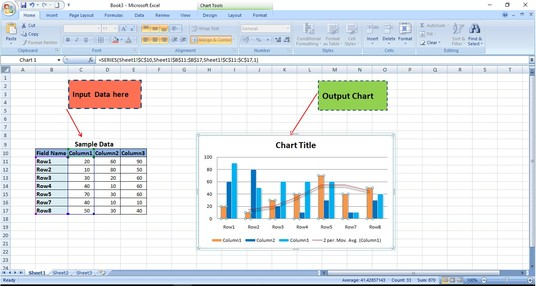 build a top quality excel spreadsheet