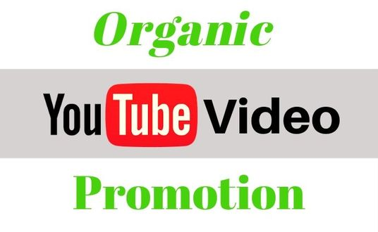 I will Do Organic Youtube Video Promotion for 5000 Views