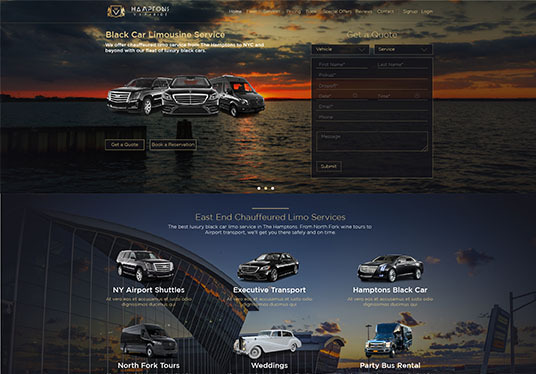 Design A Professional and Responsive Wordpress Website Design