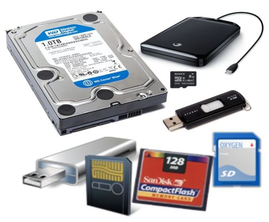 I will Do Data Recovery From Your Flash, Memory Card, External Hard-Disk  And Primary Hard-disk