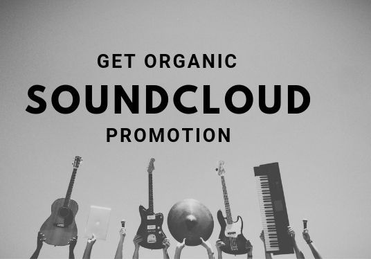 I will do SoundCloud  Music Promotion