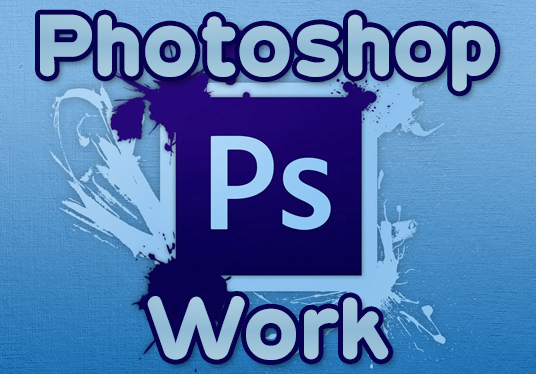 I will do Your Photoshop Work Within 24 Hours