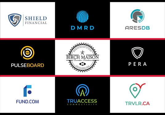 I will design uniquely versatile modern logo for your business