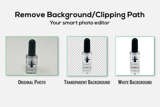I will Remove Background or Clipping Path - up to 20 Images