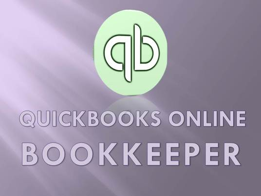 I will be your bookkeeper and accountant for Quickbooks Online