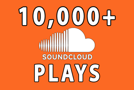 add 10,000+ Soundcloud Plays