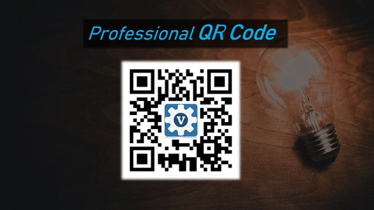 I will create a professional QR Code
