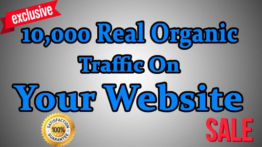 I will Provide 10,000 Real Organic Traffic On Your Website Or Blog Through Social Media Campaign