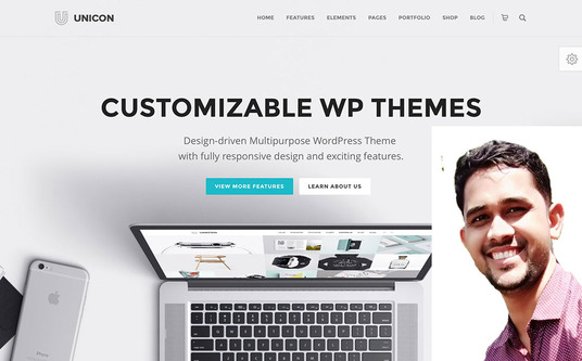 I will Customize Any Premium WordPress Theme Website