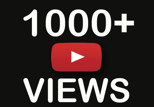 promote your YouTube video for 1000 Views