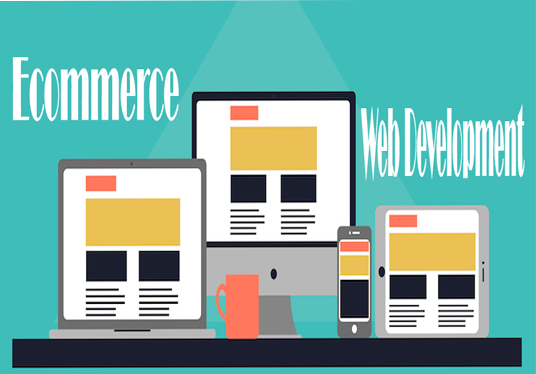 I will develop an E-commerce website in Wordpress