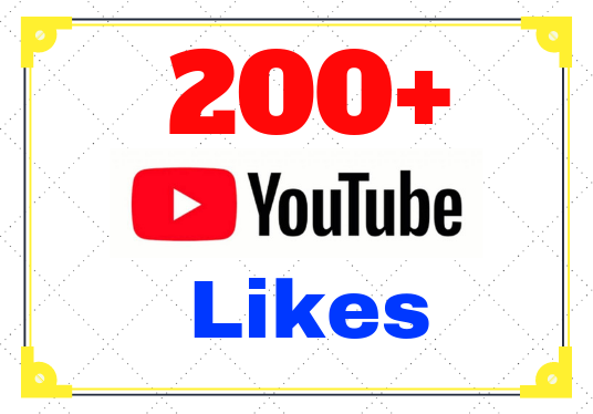 I will add 200 Youtube Likes to your Video