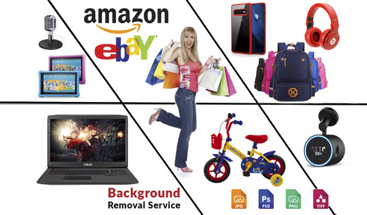 I will Edit Product Photos For Amazon, Ebay, Alibaba