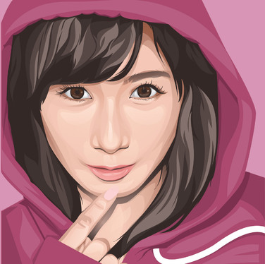 Create Perfect Vector Portrait Photo