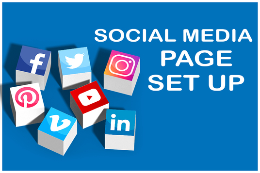 I will Create all Social Media Pages for your New Business