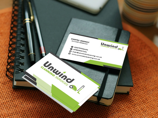I will Design An Eye Catching Business Card For You