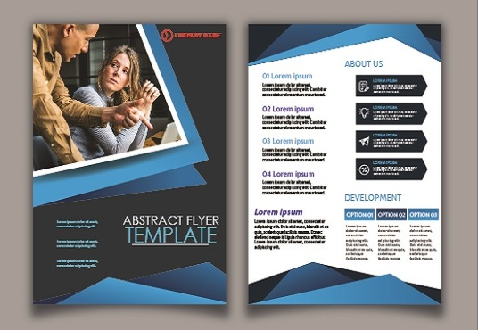 design an outstanding flyer for your business