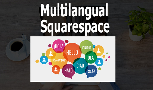 I will Build Multilingual Site In Squarespace Or Wordpress Website