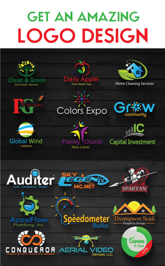 I will Do Outstanding 3d Business Logo design