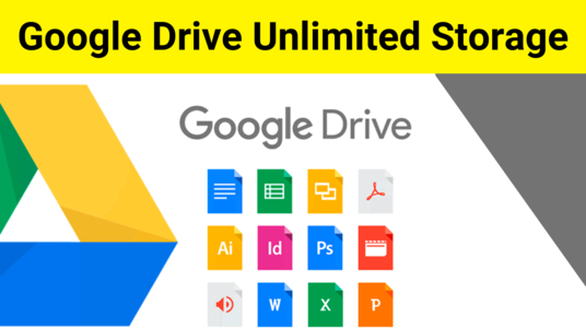 I will give you Google Drive Unlimited TB account Lifetime NOT dropbox or copy online storage
