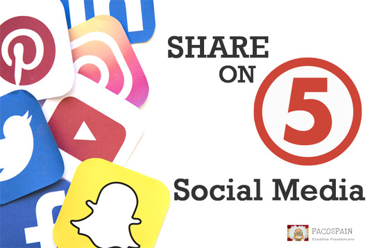 I will share your link on Twitter and Facebook 320 times and on 3 other platforms