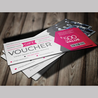 cccccc-Design Gift Card, Coupon And Gift Voucher
