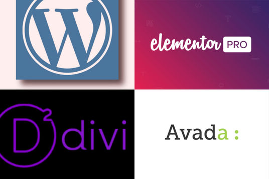 I will build your WordPress Website with Avada, Divi, Elementor  Premium Theme