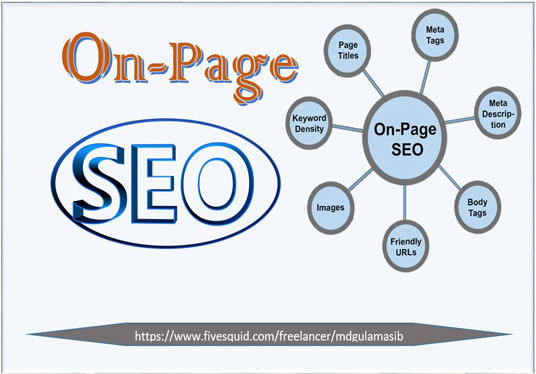 I will Do On-Page SEO For Wordpress Site