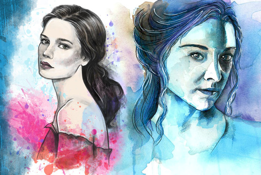 I will Draw Amazing  Watercolor Portrait