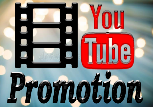 I will do fast organic video promotion