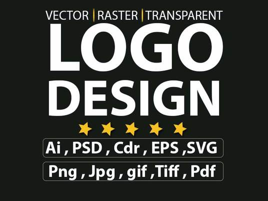I will Design A Unique Modern Logo