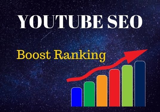 I will do YouTube SEO to increase your video ranking