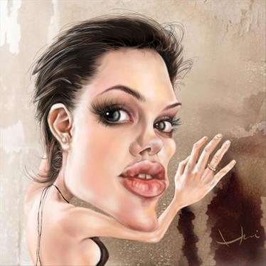Draw Your Photo In Caricatures Style