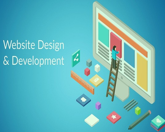 I will Design & Develop  SEO friendly Responsive Wordpress Website.