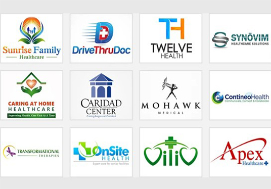 I will Design Awesome Healthcare And Hospital Logo