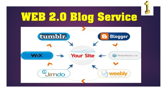 I will create 20 High Da, PR Web 2 Blogs Backlinks With Logins