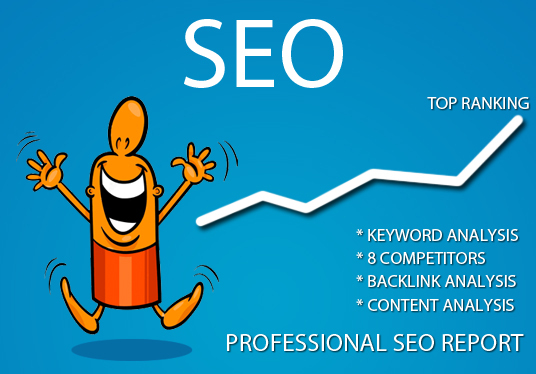 I will create a Pro SEO report within 24 hours