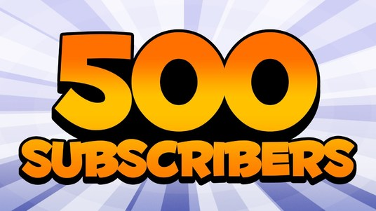 I will Give You 500+ Organic YouTube Subscribers