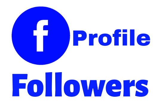 I will add 1000+ Real and Genuine Profile Followers to your Facebook Profile