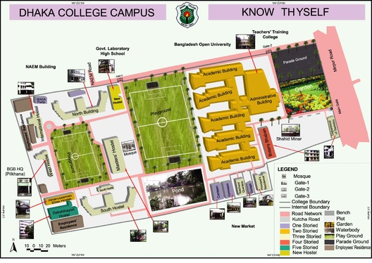 create any kind of Campus Map or Stadium Map for you  for your any purpose